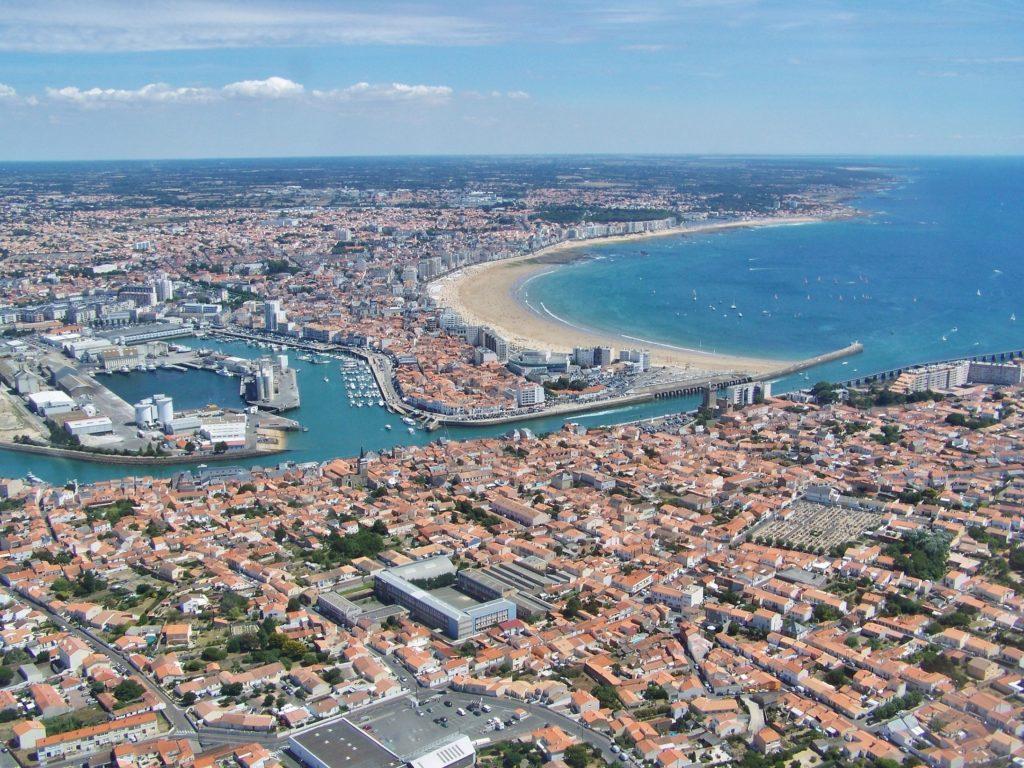 Golfreizen Vendée