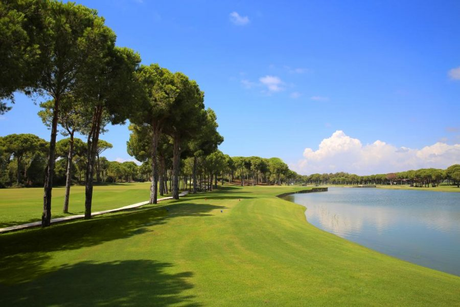 Gloria - Old Golfcourse
