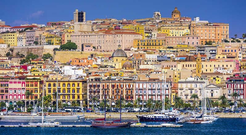 Golfreizen Cagliari