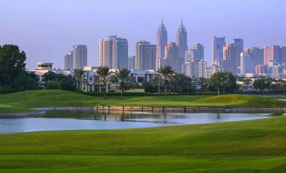 Address Montgomerie Golf