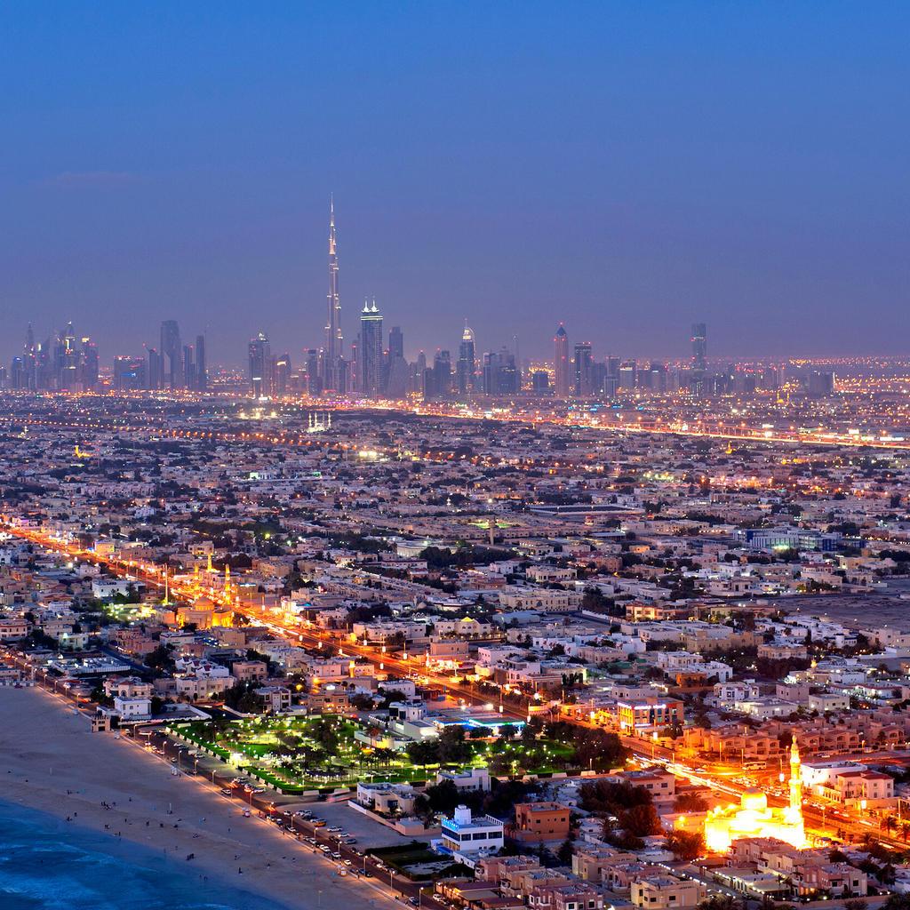 Golreizen Dubai (emiraat)