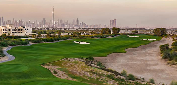 Dubai Hills Golf